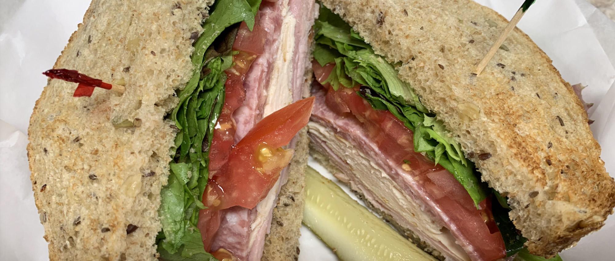 Fast & Fresh Soups, Salads, Sandwiches