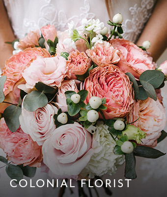 Colonial Floral Fascinations