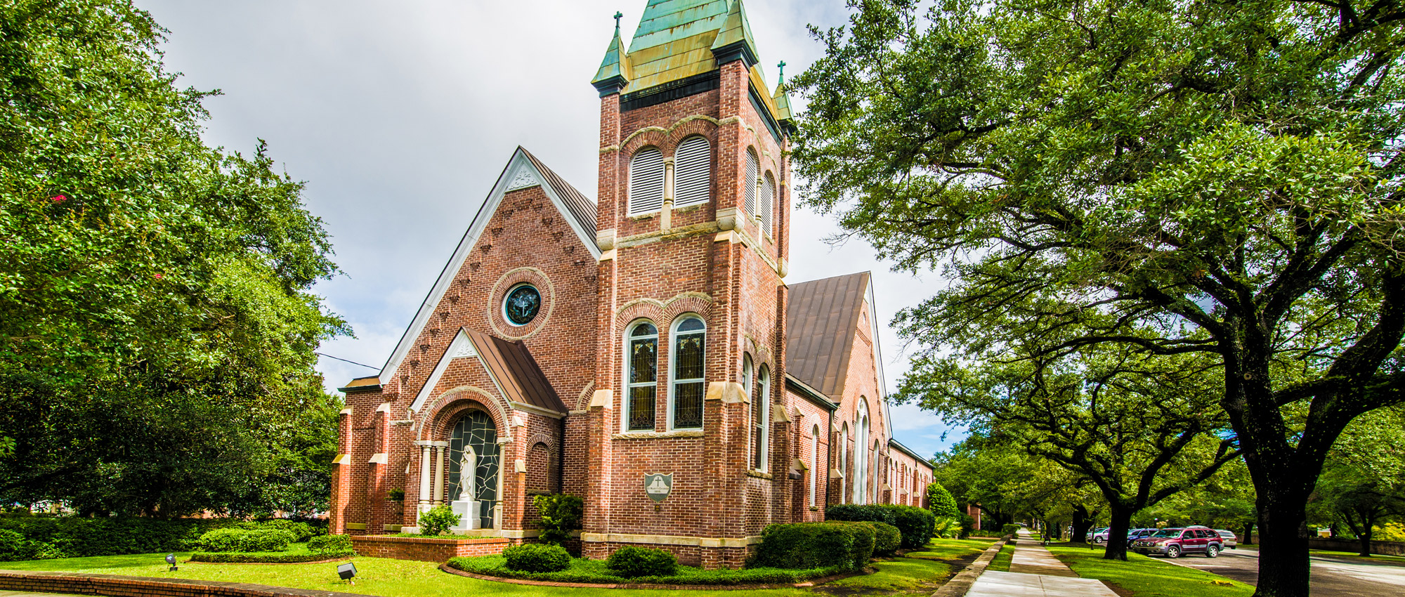 Historic Houses of Worship